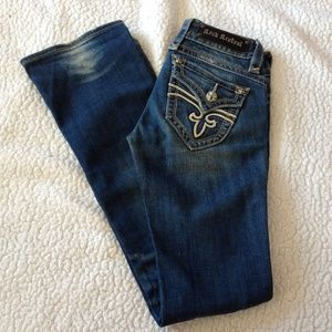 Rock Revival jeans Size 25; Gwen Boot cut.